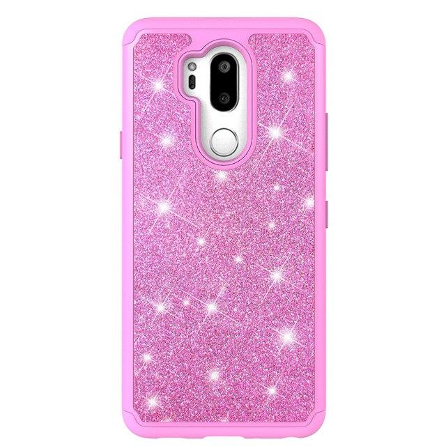 Pink Phone case lg k20 5c64f48294943