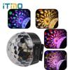9 Colors 27W Party Disco DJ Bar Bulb Lighting Show Stage Lighting Effect US EU Plug
