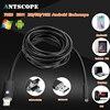 2IN1 USB IP67 HD Waterproof Endoscope Lens 7mm 2M 5M 10M 6 LED Inspection Borescope Snake