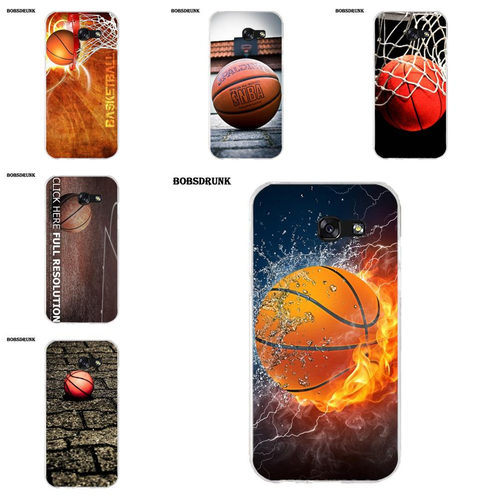 Phone Bags & Cases Basketball Ball Silicone Tpu Soft Phone Case For Samsung Galaxy J1 J2 J3 J5 J7 A3 A5 A7 2015 2016 2017 Attractive And Durable