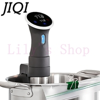 JIQI Food Sous Vide Precision Cooker Low Temperature Slow Cooking Machine 1000w Beef Steak Baking Processor