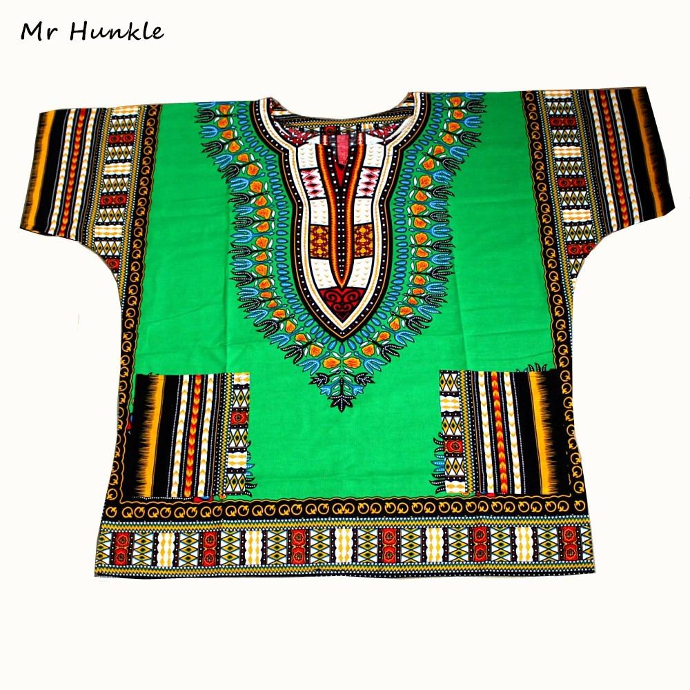 Mr Hunkle New African Dashiki Fashion Design African