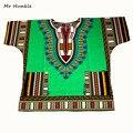 Senhor hunkle new design de moda africano dashiki africano tradicional floral imprimir dashiki dress (transporte rápido)