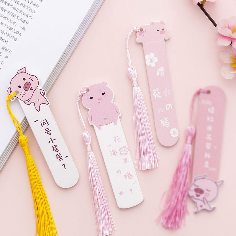 1PC Creative Cute Pig Rulers Kawaii Animals Rulers For Children Girls Gitt School Office Supplies Measure Tools Stationery