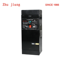 Combination type AFCI SPD residual current MCCB circuit breaker with 3P+N 80A 100A
