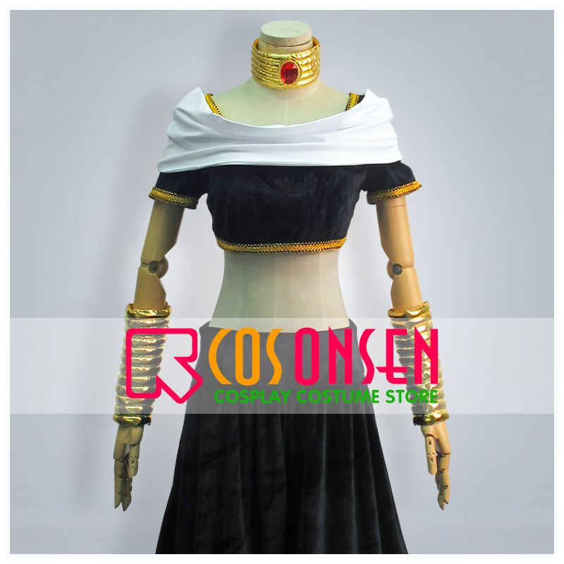 COSPLAYONSEN Magi The Labyrinth of Magic Judal Cosplay Costume All Sizes Custom Made