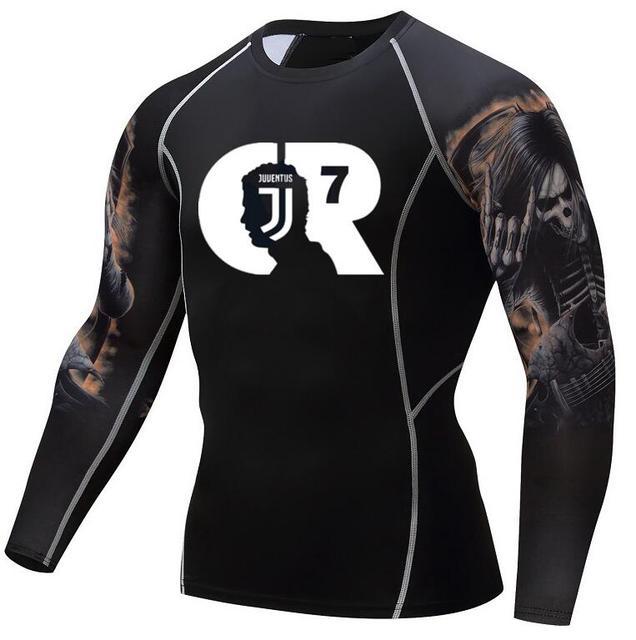 info for f83b8 eb271 ronaldo black long sleeve jersey