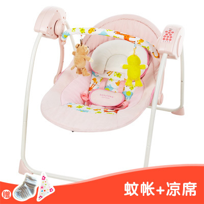 Emperorship Electric Baby Rocking Chair Baby Rocking Chair Chaise Lounge Placarders Chair Cradle Bed Swing Music new 4pcs drift wheel rim and hard tires s for 1 10 traxxas tamiya kyosho hsp hpi 4wd rc on road drift car