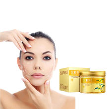 Korea golden Osmanthus Collagen eye mask anti wrinkle sleeping patch dark circles bags remover gold gel masks 80Pcs