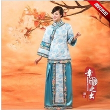 Hmong Clothes Real 2016 Ancient Chinese Costume Dance Costumes Disfraces Clothing Women Cheongsam High Quality Clothes For Girl