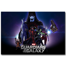 STAR LORD – Guardian of The Galaxy Art Silk Fabric Poster Print 13×20 24x36inch Superheroes Movie Picture for Room Wall Decor 49