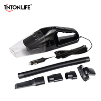 TintonLife Portable Car Vacuum Cleaner 12V DC Cable Length 5M