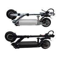 2015 SML Shining Powerful Two Wheel Mini Foldable Electric Scooter Lithium E Bike Disc Brake 8