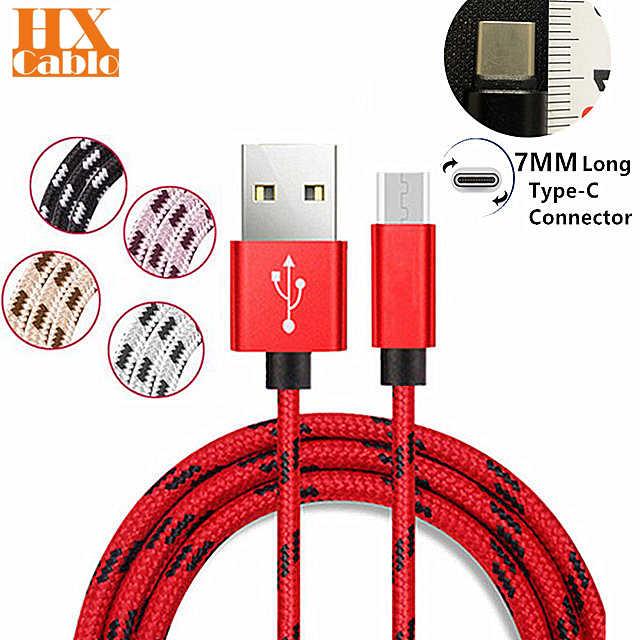 1 м 2 3 Быстрая Зарядка Тип usb C кабель мобильного телефона данных Kable зарядное устройство для huawei P20 Lite Nova 3i Asus ZenFone Ultra Zoom