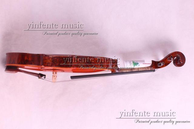 4/4 Violin Birdeye maple wood Nice sound high quality 1051#
