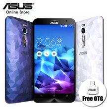 4 ГБ ram 16 ГБ rom смартфон оригинальный asus zenfone 2 deluxe ze551ml Dual SIM Intel Z3560 Android 5.0 Quad Core 1.8 ГГЦ На Складе!