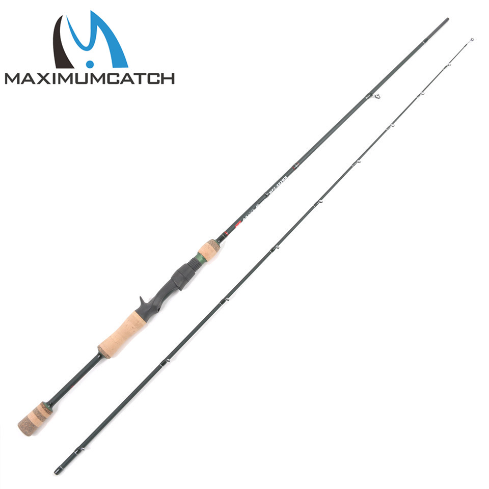 Maximumcatch 30T+36T/ IM8 Carbon Megafight Casting Rod American Tackle Micro-Wave Duralite Ring Casting Fishing Rod