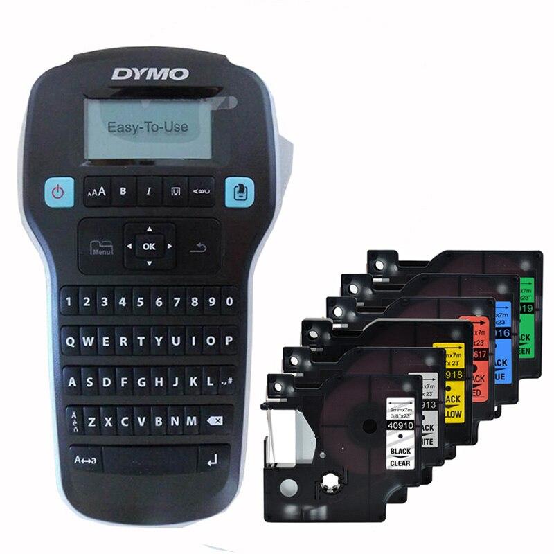 Dymo 1610 manual label maker for 3D embossing plastic 1610 manual