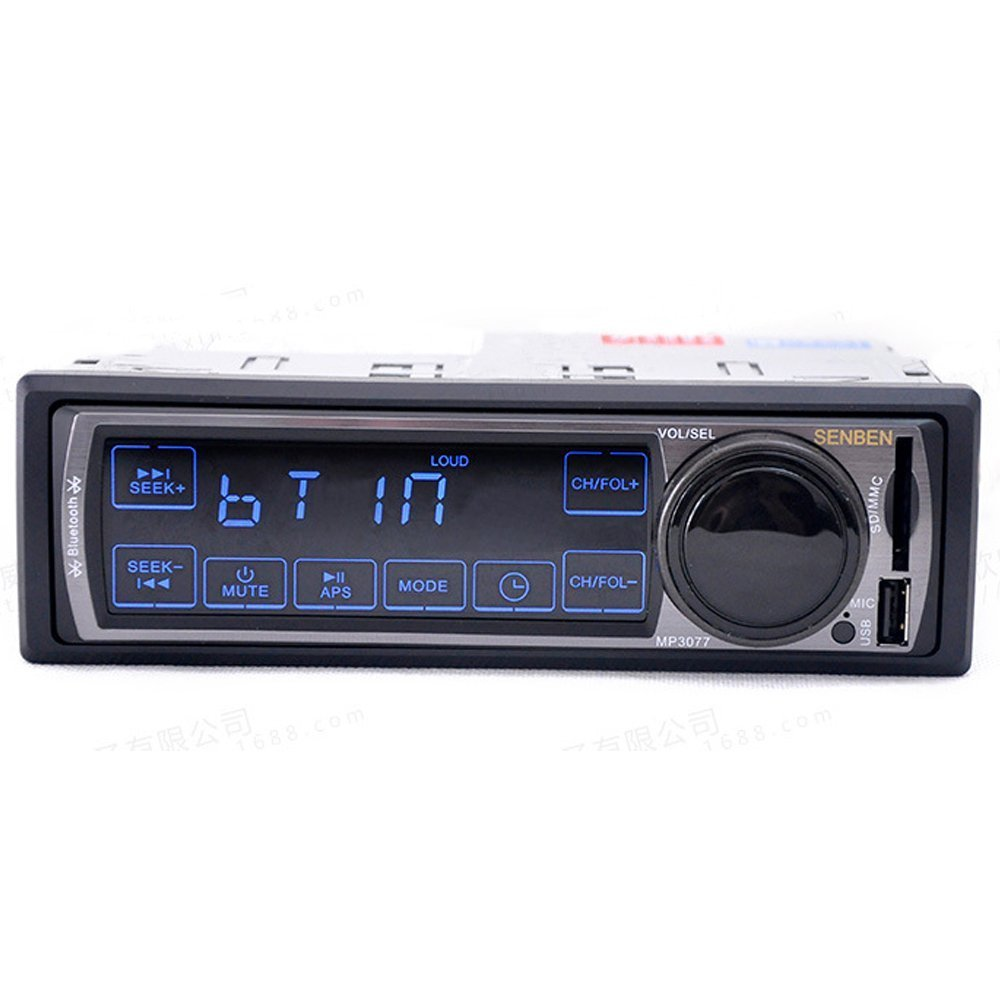 Touch Screen High Quality Bluetooth 2.0 12V Car Stereo FM