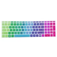 Новинка Высокая невидимая защитная оболочка клавиатуры для hp 15,6 дюймов BF ноутбук ПК ноутбук супер мягкий силикон