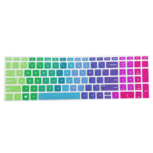 2019 NEW High invisible Keyboard Protector Skin Cover For HP 15.6 inch BF Laptop PC Notebook Laptop Super soft Silicone цена