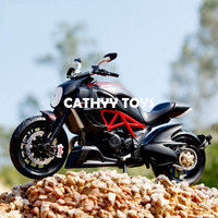 1:12 Honda Motorcycle Toy Motorcycle Car Toy CBR 600RR Collectible Model for Kids Toys Adults Gifts Free Shipping