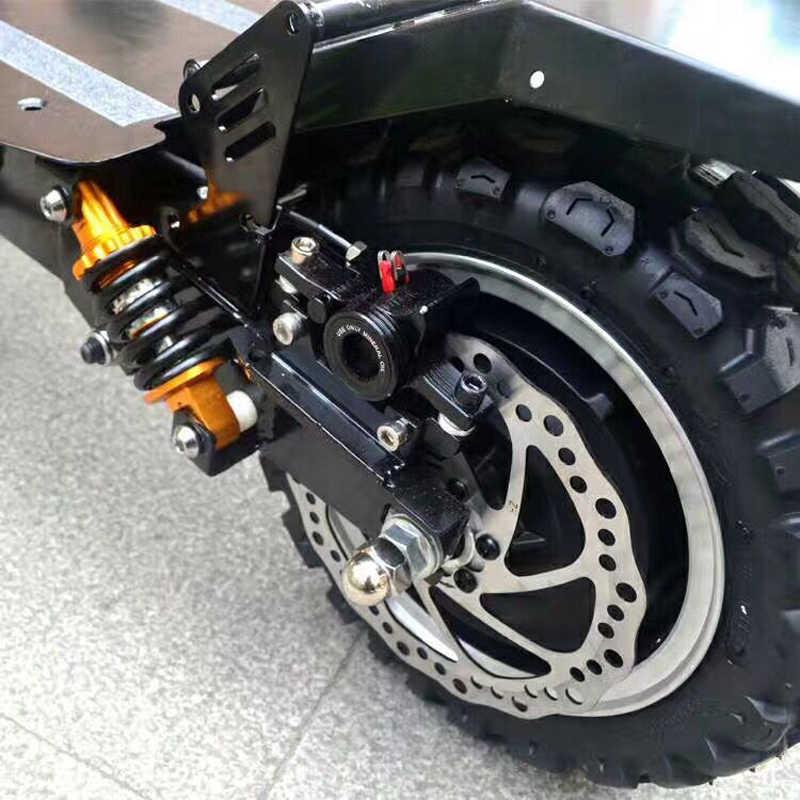 FLJ 11 дюймов внедорожный Электрический скутер для взрослых 60 в 3200 Вт Мощный Новый складываемый электрический велосипед складной hoverboad Мотоциклы Скутеры