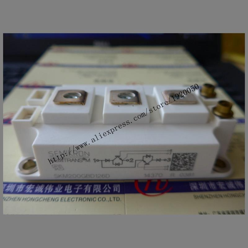 SKM200GBD126D  module Special supply Welcome to order !SKM200GBD126D  module Special supply Welcome to order !