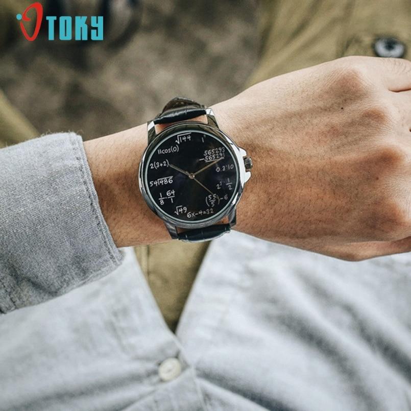 Excellent Quality Quartz Watches Men Famous Brand Relogio Leather Band Wrist Watches Relojes Montre Homme Erkek Kol Wristwatch