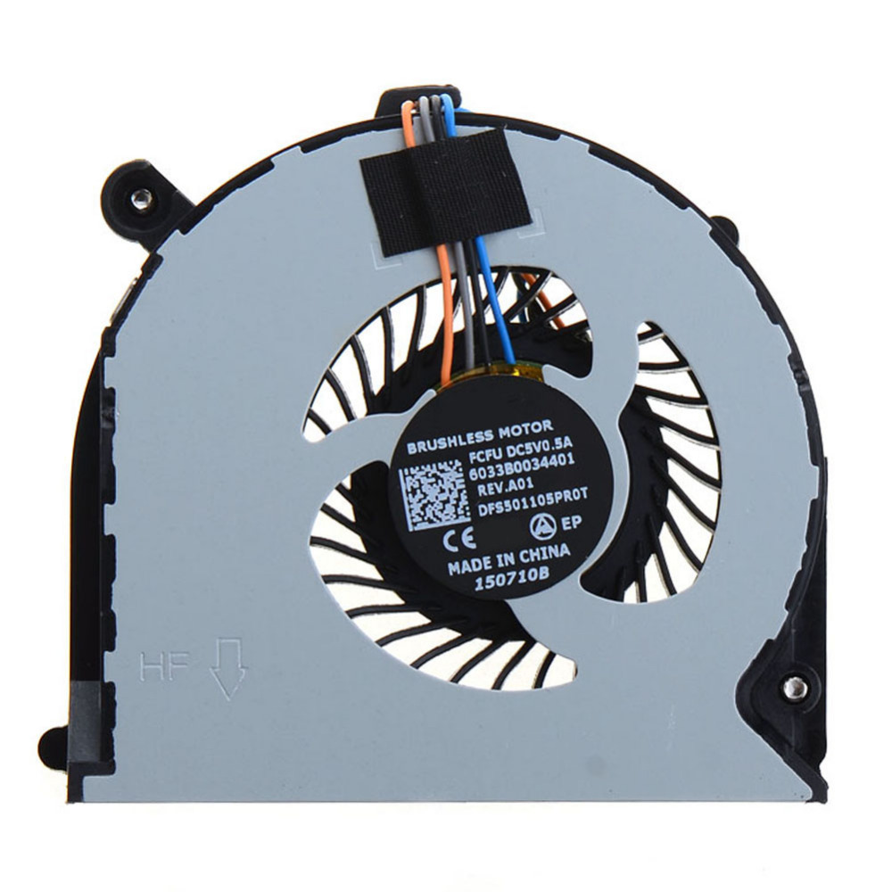 Laptops Replacements Cpu Cooling Fans Fit For HP Probook 650 G1 655 G1 640 G1 645 G1 738685-001 Notebook Cooler Fans VCY85 T20 купить