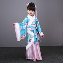 Traditional Hanfu Costume for Girls