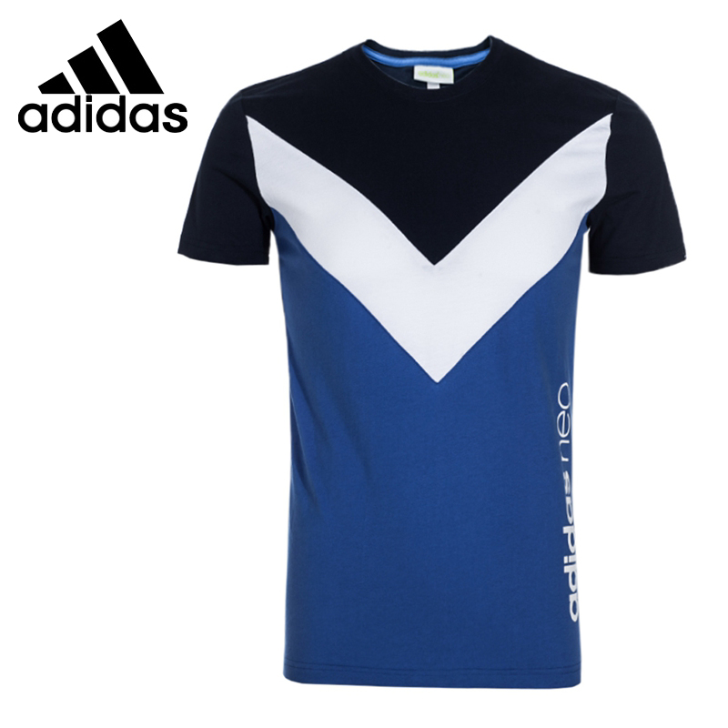 ФОТО Original New Arrival  Adidas NEO Label  Men's   T-shirts short sleeve Sportswear