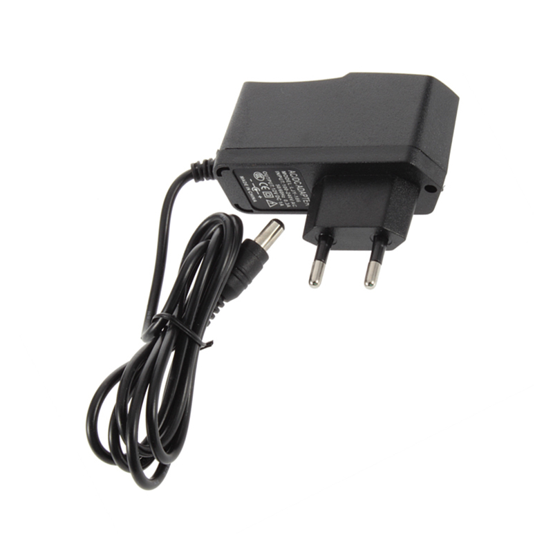 Free Shipping 2.1mm * 5.5mm AC 100-240V DC 12V 1A EU Plug AC/DC Power Adapter Charger Power Adapter For CCTV Camera new 12v 1 5a for acer iconia tab a510 a511 a700 a701 tablet charger ac dc adapter acer cable charging free shipping