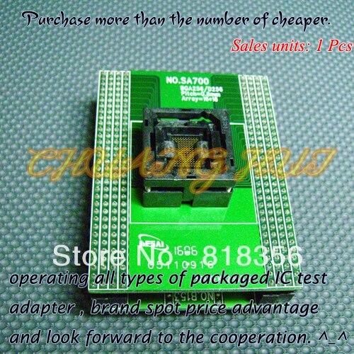 NO.SA700-B153 Adapter BGA256/D48 BGA256/D256 NP351-137-388 Xeltek Programmer Adapter