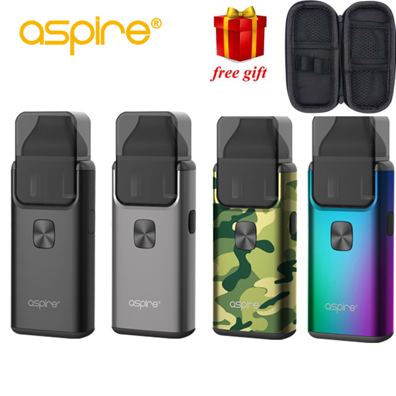 Original Aspire Breeze 2 AIO Kit Built-in 1000mAh Battery with 2ml/3ml Tank Atomizer newest Electronic Cigarette Vape Kit