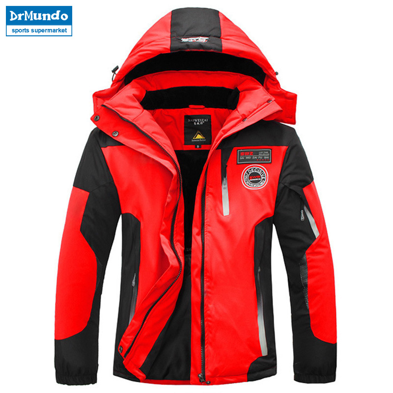 2016 New Ski Jacket Women Waterproof Winter Snow Jacket Thermal Coat For Outdoor Mountain Skiing Snowboard Jacket Brand 2017 outdoor 3in1 ski jacket women waterproof winter warm fleece snow jacket thermal coat female sports skiing snowboard jackets