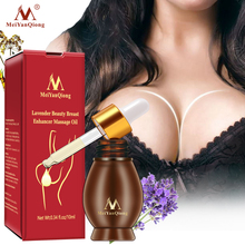 Lavender Chest Enhance Essential Oil Breast Massage Oil Firm
