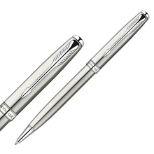 Parker Sonnet Series Ballpoint Pen Brand Office Name Ball Pens With Golden Arrow Clip