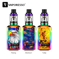 Original 80W Vaporesso Tarot Nano TC Kit 2500mah Tarot Nano MOD With 2ml VECO Tank 5