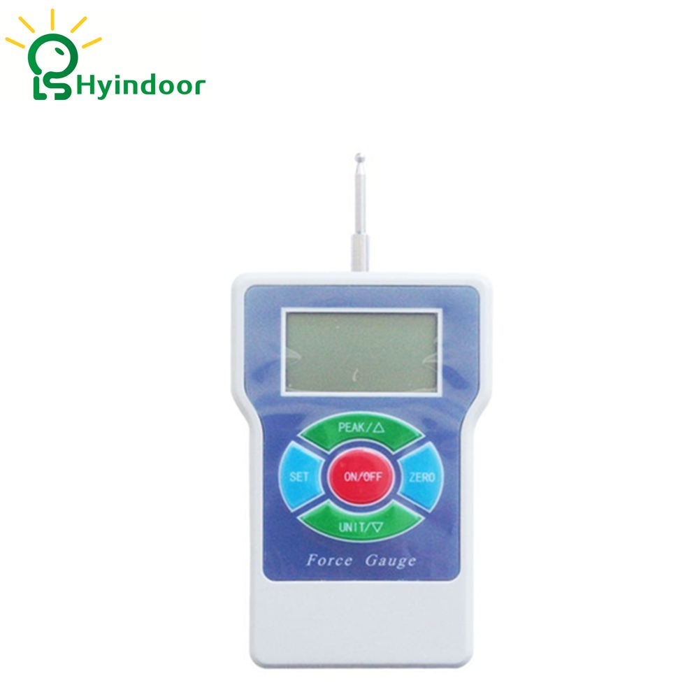 10N Digital Tension Meter Gauge Push Pull Force Measuring Instruments Gauge Precision  цена
