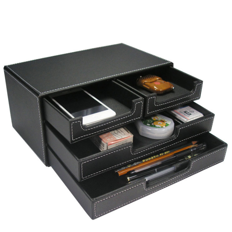 Aliexpress.com : Buy High Grade PU Leather Box Office