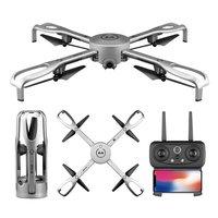 2019 Новый SMRC S21 двойной gps 1080 P Дроны с камерой HD вертолет с одной клавишей return складной гоночный pro Квадрокоптер игрушка для мальчиков и девоче