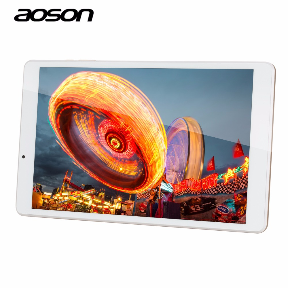 High Speed GPS smart 10 1 inch Quad Core 32GB Tablet Aoson R103 Android 6 0