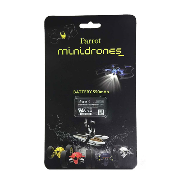 Parrot minidrones Jumping sumo rolling spider battery   parrot spare parts parrot jumping sumo brown