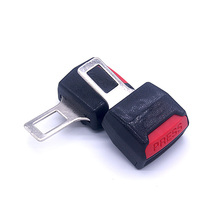 1pcs Car Seat Belt Clip Extender Auto Safety Belts Plug Car Styling For BMW Benz Toyota Volkswagen Ford Honda Nissan Peugeot ceyes car styling case for mazda for toyota alphard skoda bmw m nissan for seat kia auto seat belt cover accessories car styling