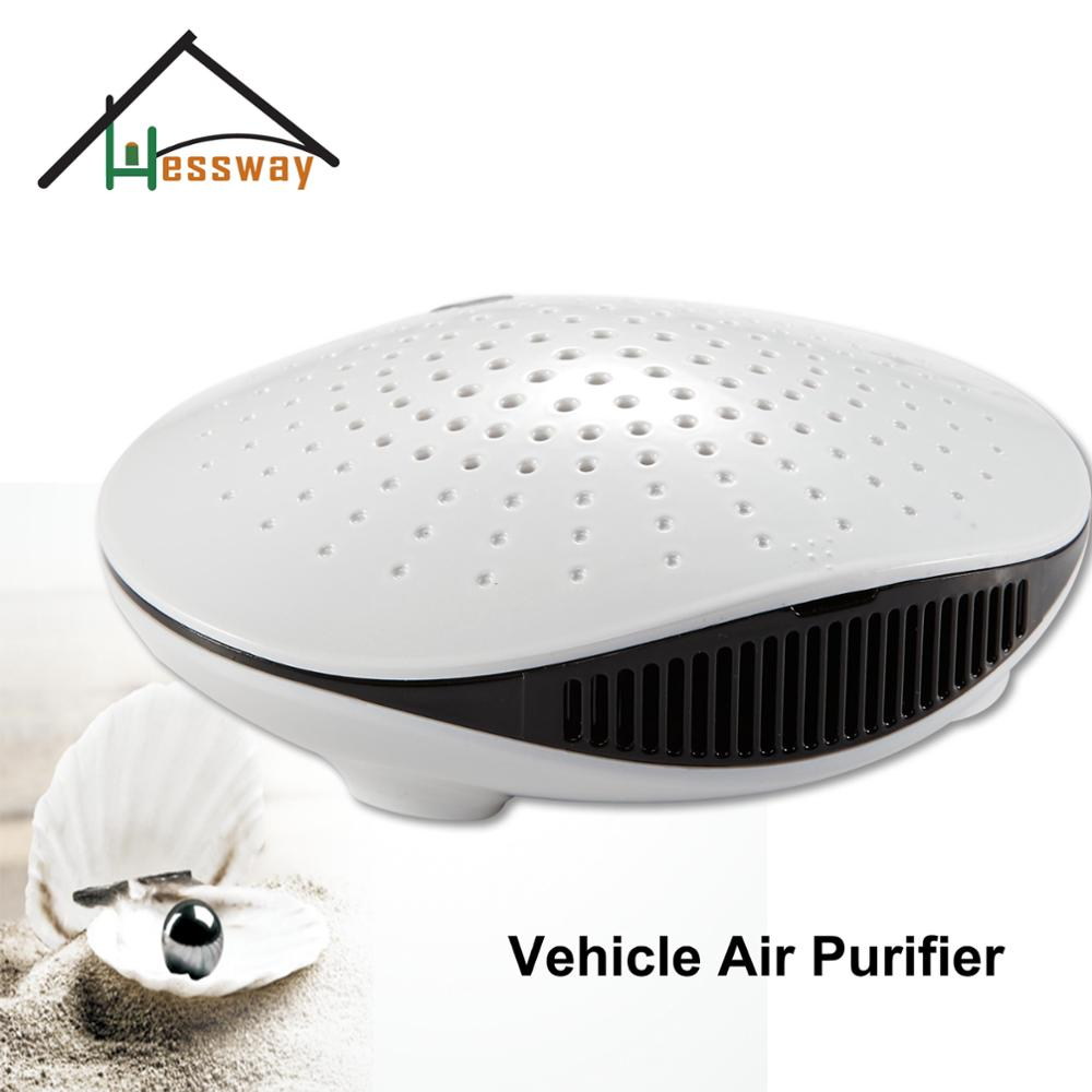 Activated carbon air filtercar air cleaner for hepa filter Air Purifier 2016 hot selling car hepa activated carbon filter car air purifier with ce