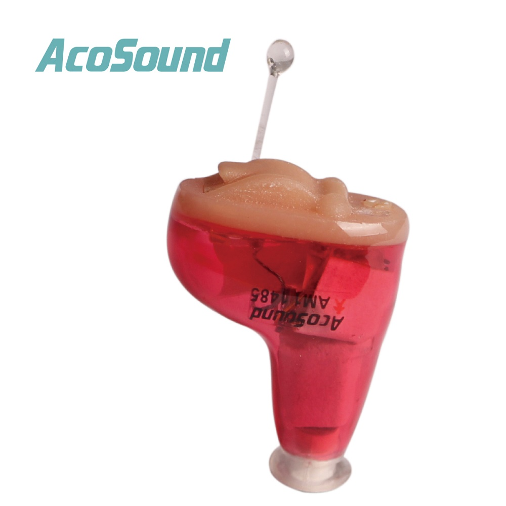 Acosound 210IF Mini Invisible CIC Hearing Aid Digital Hearing Aids For The Elderly In The Ear Sound Amplifiers acosound invisible cic hearing aid digital hearing aids programmable sound amplifiers ear care tools hearing device 210if