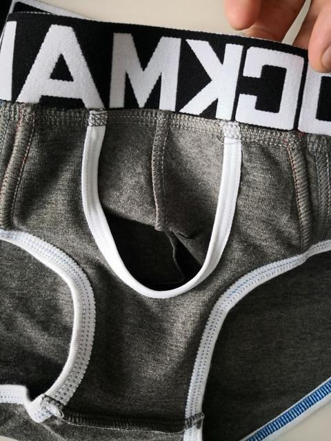 Brand underwear for men high quality briefs