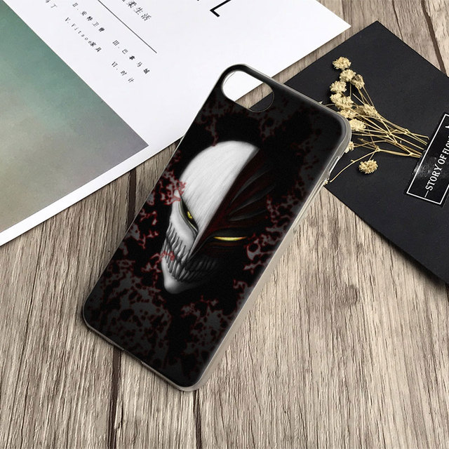 Bleach Logo Phone Case Cover Shell For Apple iPhone