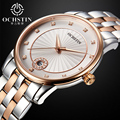 2016 Watches Women Ladies Luxury Ochstin Auto Date Quartz Watch Bracelet Wrist For Woman Waterproof Stainless Relogio Feminino